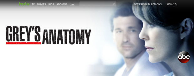 Grey's Anatomy - Hulu